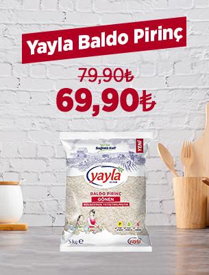 Yayla Baldo Pirinç