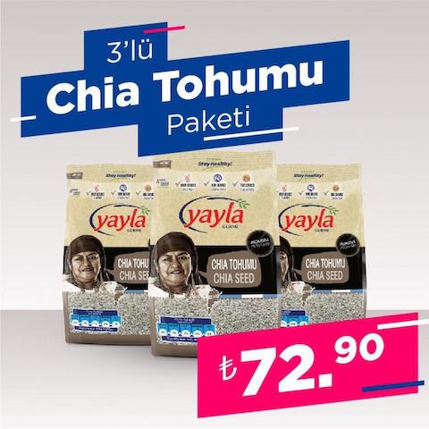 3'Lü Chia Paketi