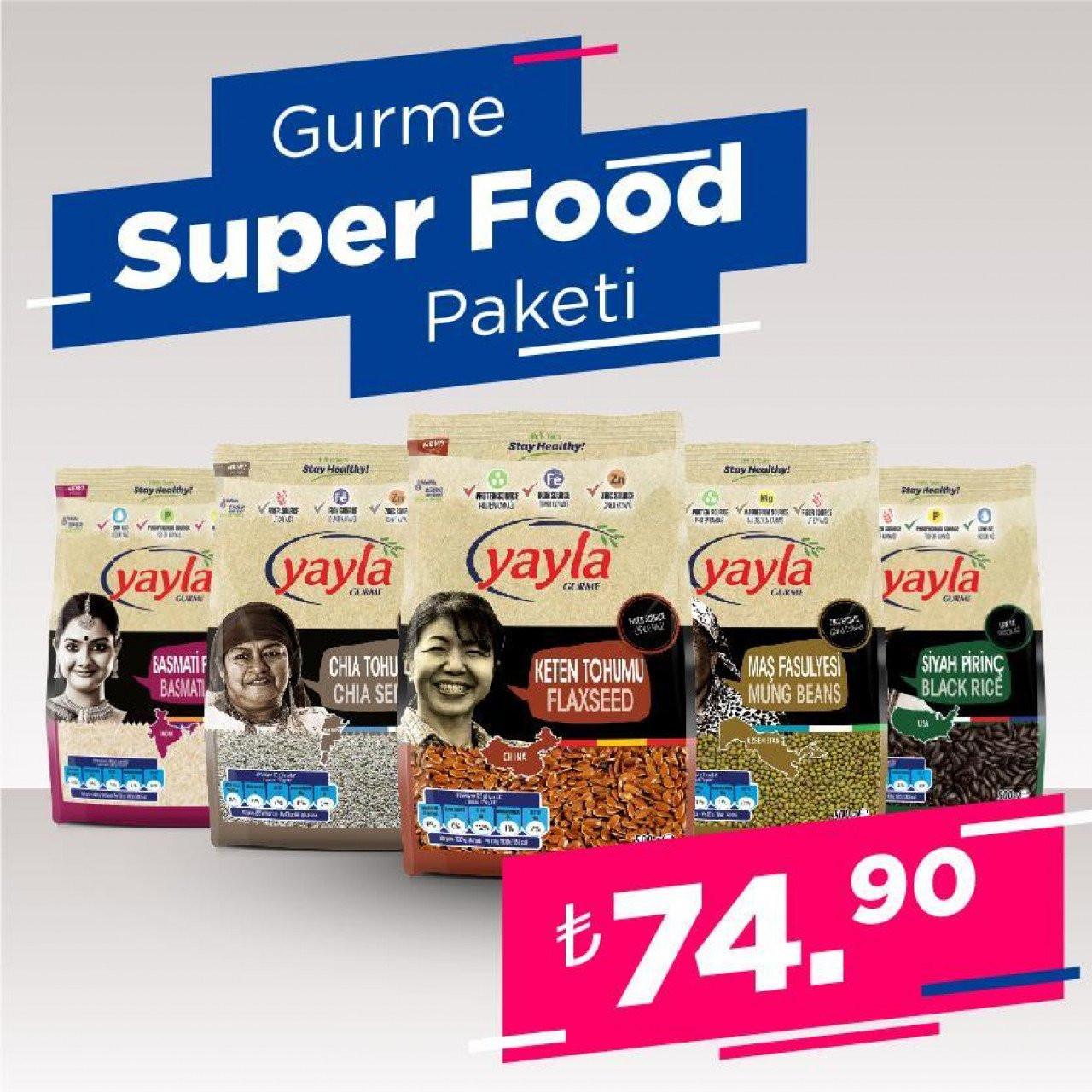 Gurme Super Food