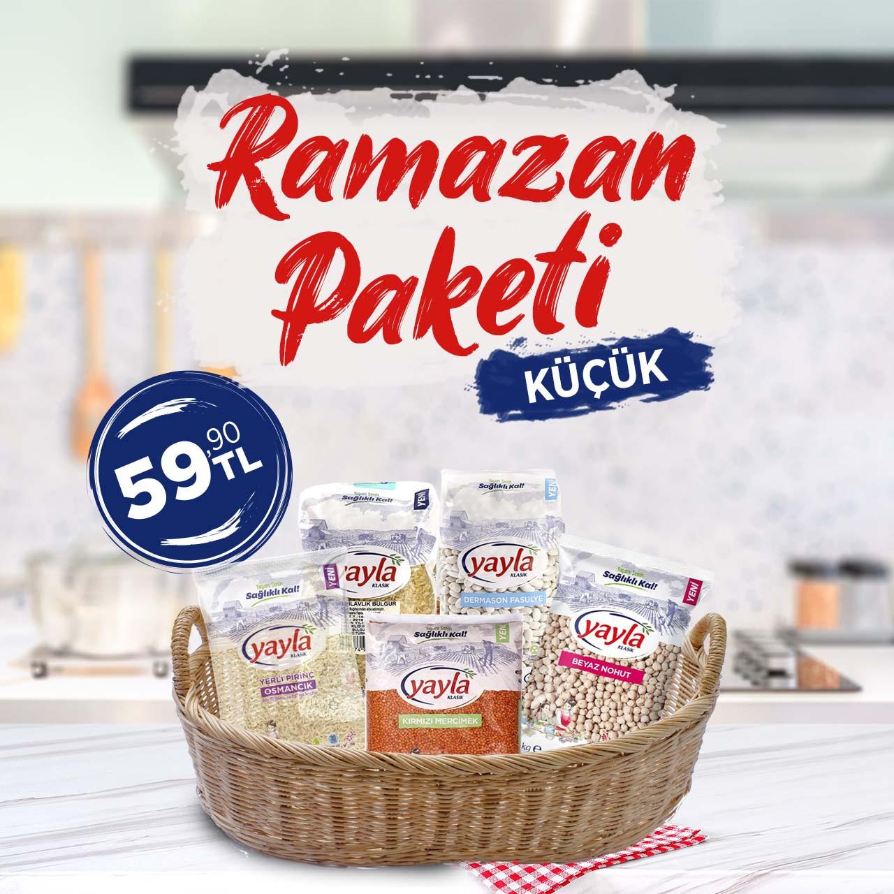 Ramazan Paketi Küçük
