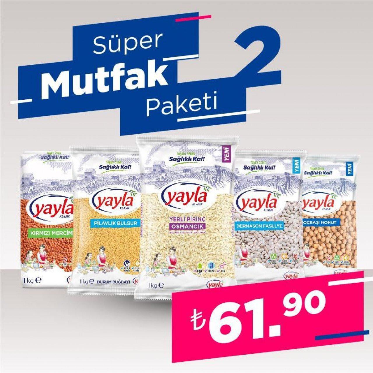 Süper Mutfak Paketi - 2