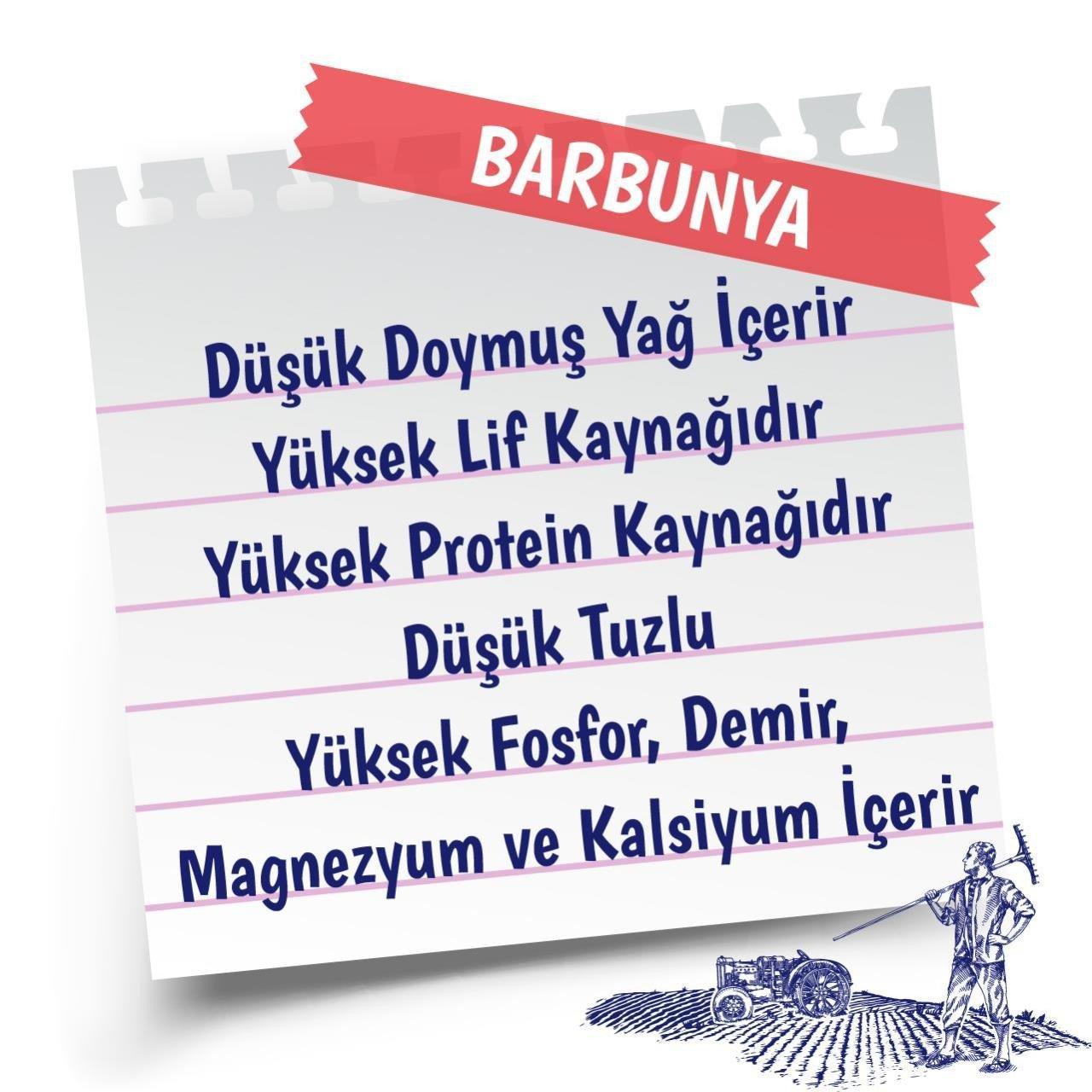 Yayla Barbunya 2 Kg